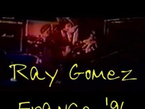 Ray Gomez Live! France, 1996 - Crossroads
