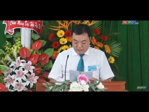 Đại hội Hội Liên hiệp Phụ nữ thị trấn Thới Lai