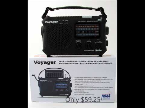 The Voyager Radio