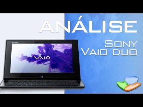 Sony Vaio Duo 11  [Análise de Produto] - Tecmundo