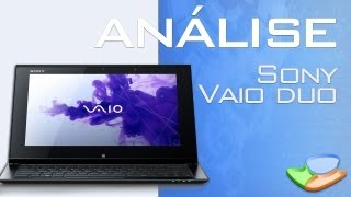 Sony Vaio Duo 11  [Anlise de Produto] - Tecmundo