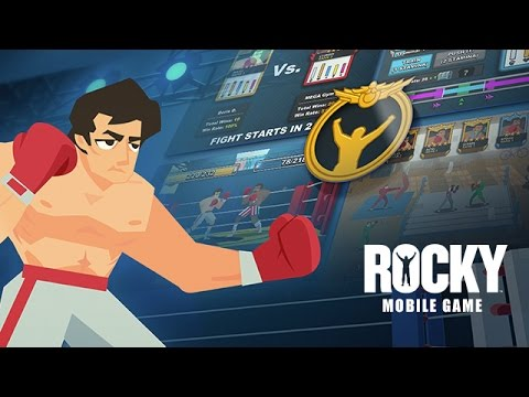 ROCKY Mobile Game Review