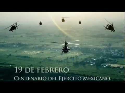 ANIVERSARIO DEL EJÉRCITO MEXICANO