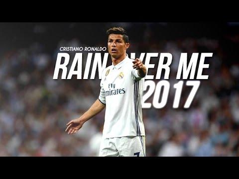 Cristiano Ronaldo  Rain Over Me 2017  Crazy Skills Show