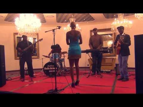 Sheila Mahoze  -  Amar e tao bom (Ancha) Autor da Música D'MANYISSA