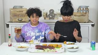 download musica HOMECOOKED RIBS MUKBANG EATING SHOW + TAE IS GOING VEGAN?