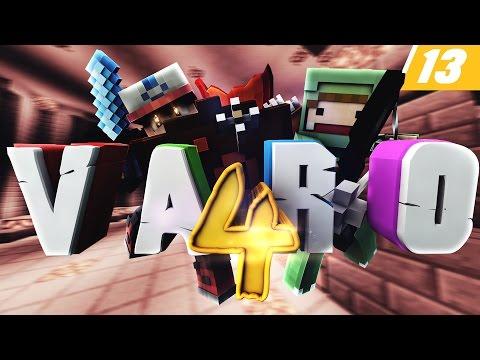 DOUBLE KILL - KRASSESTE FOLGE VARO • Minecraft VARO 4 #13 | Fazon