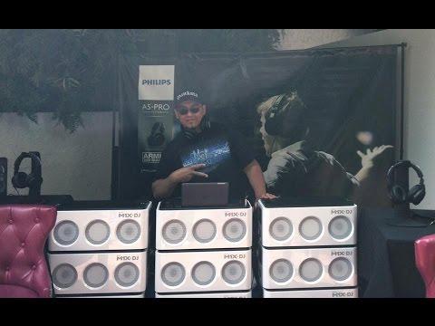 Philips M1X-DJ  Quick Mix (Masta Hanksta)