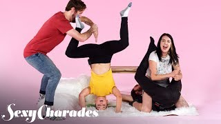 Couple vs. Couple (Mack & Boone vs. Liv & Thomas) | Sexy Charades | Cut