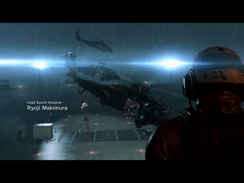 Metal Gear Solid V: Ground Zeroes - Stealth Walkthrough - PC 4K Max Settings - Part 1