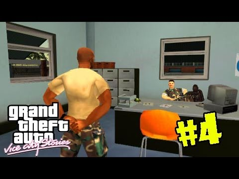 Grand Theft Auto Vice City Stories - Gangster Pursuit #4 ( PC Edition Gameplay 2