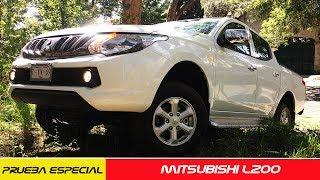 Mitsubishi L200 Diesel a prueba - CarManía