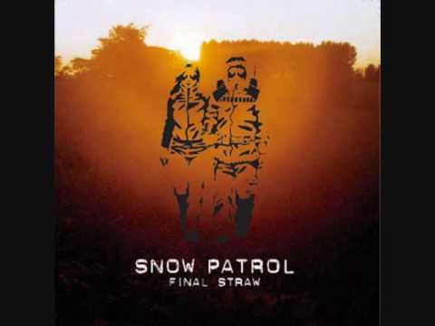 Snow Patrol Spitting Games