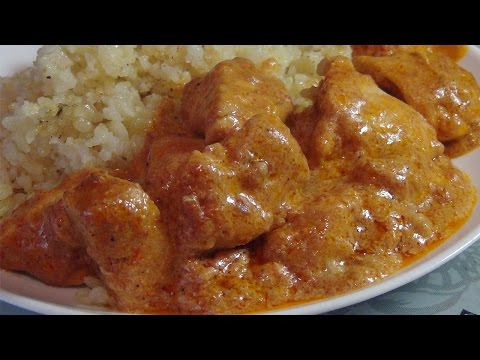"""Куриное филе """"Под телятину """" в очень вкусном соусе"""