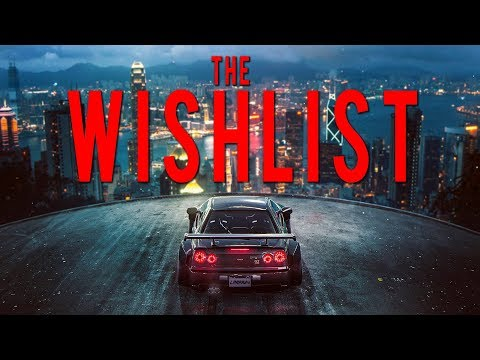 NEED FOR SPEED 2019 THE OFFICIAL WISHLIST
