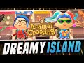BEST STORYBOOK ISLAND in Animal Crossing New Horizons 5 Star Island Tour!