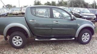 2011 Mitsubishi L200.Start Up, Engine, and In Depth Tour.