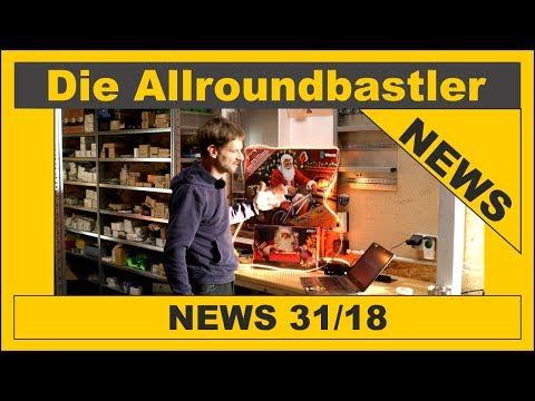 Die Allroundbastler - News 31/18