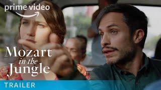 Mozart in the Jungle - Season 2 Official Trailer | Amazon Video