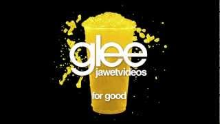 Watch Glee Cast For Good video