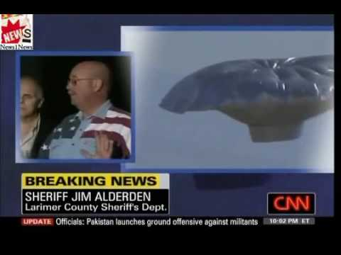 Sheriff Announces Balloon Boy Dad Richard Heene To Be Charged Video