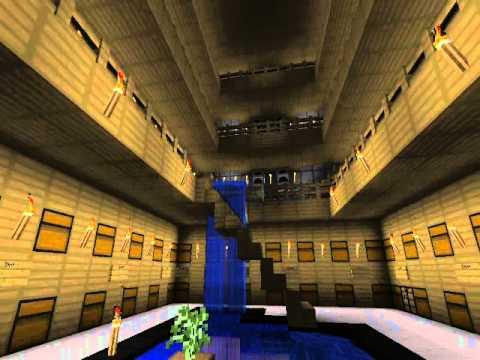 Minecraft Storage Building