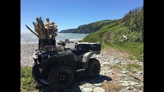 ATV Camping: Gear Loadout