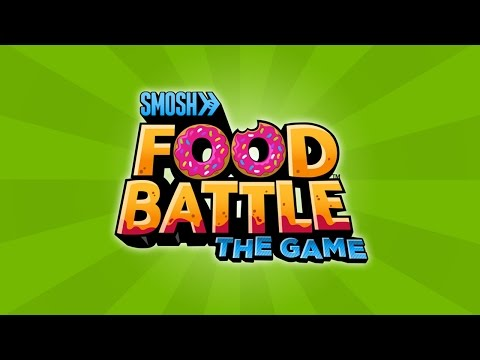 Food Battle: The Game (by Defy Media, LLC) - iOS / Android - HD Gameplay Trailer