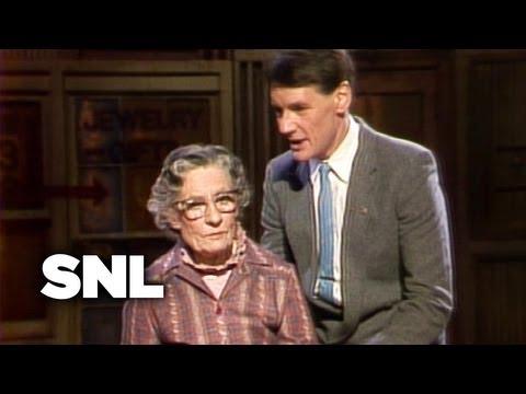 Michael Palin Monologue - Saturday Night Live