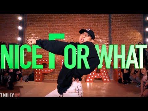 "Drake Feat. Big Freedia - ""Nice For What"" | Anthony AJ Jackson&Phil Wright Choreography  | #TMillyTV"