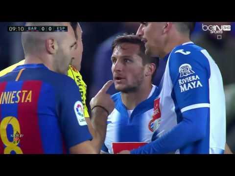 Download Barcelona vs Espanyol 4-1 - La Liga full match 18122016 HD