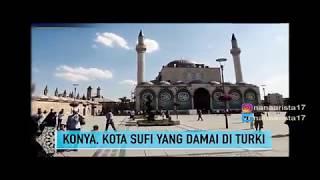 On The Spot - Konya, Kota Sufi Yang Damai Di Turki