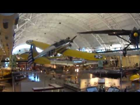 National Air and Space Museum Steven F. Udvar-Hazy Center ( Part 1 )