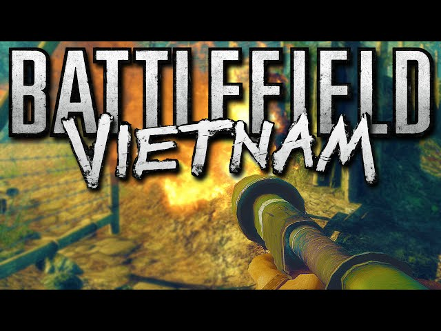 Battlefield Vietnam Funny Moments - Flamethrower Frenzy, Sniper Glitch, Mud Sex, TNT Jeeps!