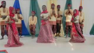 2016 Indian Dance by Pams Montessori kids