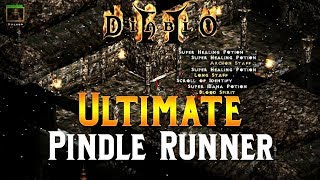 Diablo 2 - Pindle Running Fire Sorc