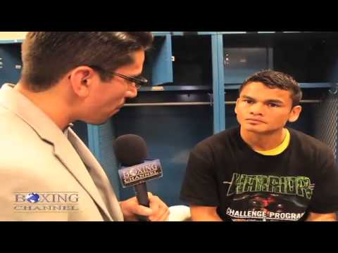 Marcos Maidana It was a good stoppage He did not have power if he did he would of KOd me