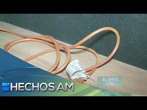 El dato útil - Renueve el material aislante de los cables