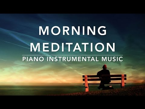 Morning Meditation Worship Music: 1 Hour Piano Music, Healing Music, Stress Relief, Soft Music