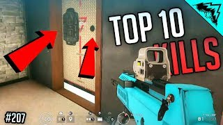 SIEGE BREACH - Top 10 Rainbow Six Siege Kills of the Week - WBCW #207 (Siege Top 10 Kills)