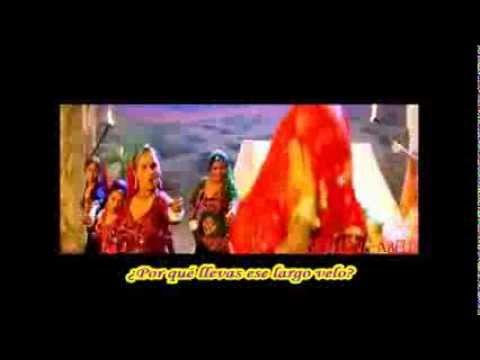 Gup Chup chup chup -Karan Arjun sub español e hindi