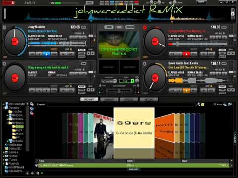 Dj Rowel 2011 Ft. Johnwardaddict   Konbal An Mo Tani Budots Remix video