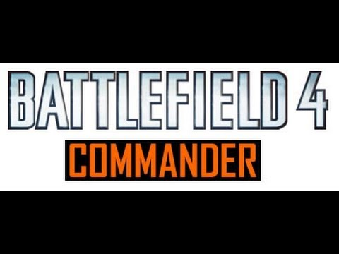 Battlefield 4 Commander Mode Explained!- How to become a commander in BF4