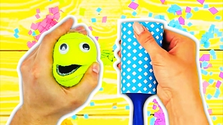 35 Completely Freaking Awesome DIY Projects l 5-MINUTE CRAFTS COMPILATION