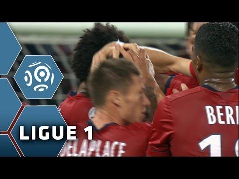 Goal Divock ORIGI (39') / LOSC Lille - SC Bastia (1-0) - (LOSC - SCB) / 2014-15
