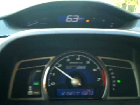 2006 Honda Civic Hybrid IMA battery Problem; Rapid ...