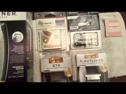 Blades,trimmers, clippers for sale