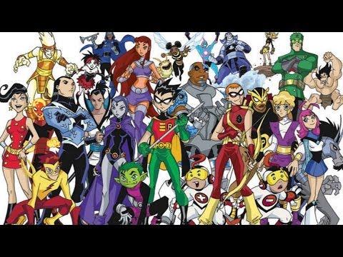 free hero teen super