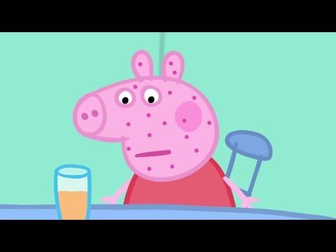 Świnka Peppa ⭐ Swinka Peppa Jest Chory  ⭐ Bajki Po Polsku | Peppa po Polsku