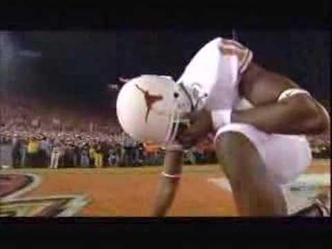 Texas Longhorns 2005 National Champions Video